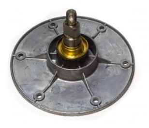 WASHING MACHINE DRUM SUPPORT, SHAFT 17MM, M10, 6 HOLES, 600RPM. BEARING 6203ZZ.     ARDO/ MERLONI   037670/ 236002500 Malta, 								Washing Machine Malta, Polar Services LTD Malta Malta