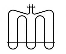 OVEN HEATING ELEMENT, 1300W/ 220V. SMEG 806890366/ 806890261 Malta,     							Oven Malta, Polar Services LTD Malta Malta