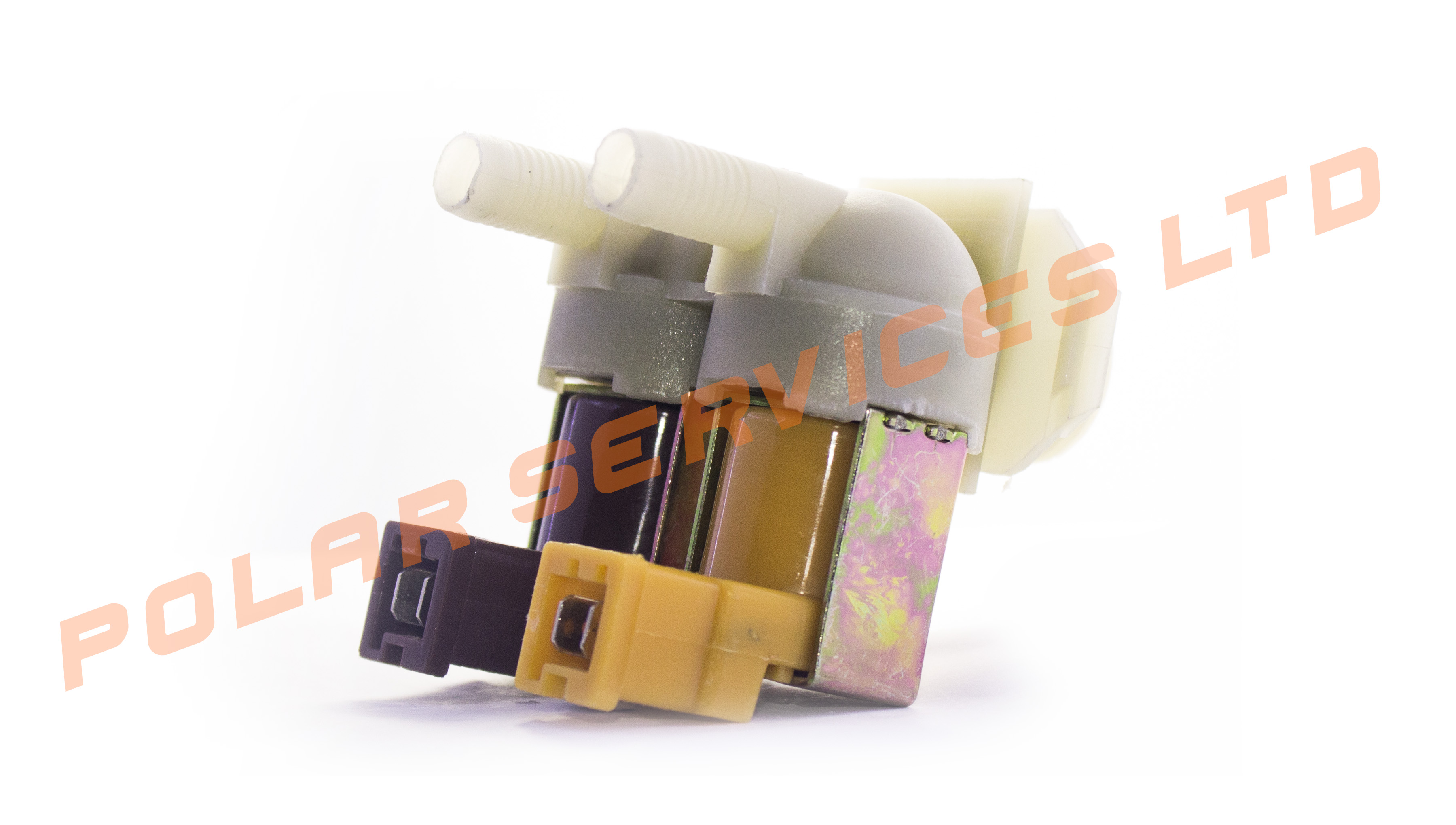 WASHING MACHINE SOLENOID VALVE TWIN 10.5MM BOSCH Malta, 								Washing Machine Malta, Polar Services LTD Malta Malta