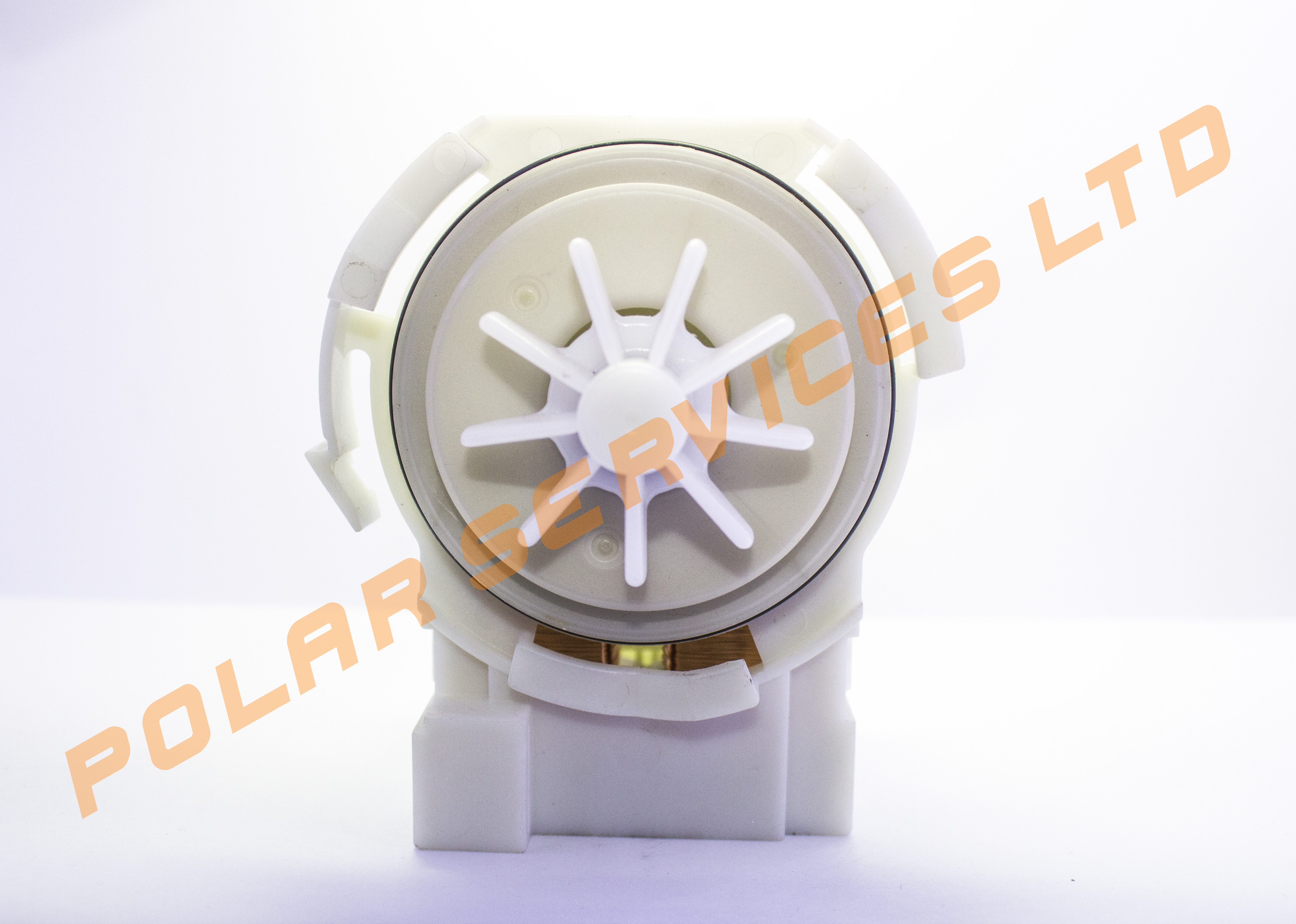 WASHING MACHINE DRAIN PUMP WITH THERMAL PROTECTOR AND BAYONET FIXING, FAGOR/ THOMSON/ BRANDT/ EDESA V991000D7/ V991000H1 Malta, 								Washing Machine Malta, Polar Services LTD Malta Malta
