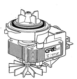 DISHWASHER DRAIN PUMP, GRE 657, SMEG/ BRANDT/ ARISTON/ MERLONI   692970123/ 792970049/ 018213/ 51x7463 Malta, 								Dishwasher Malta, Polar Services LTD Malta Malta