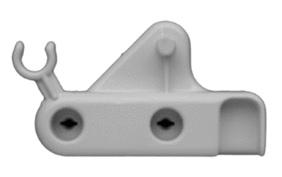 FRIDGE PLASTIC PART, KIT SUPPORT. ARISTON/ MERLONI  045967/ 045968. Malta, 								Fridge Malta, Polar Services LTD Malta Malta