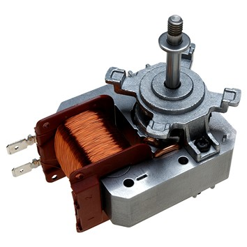 OVEN FAN MOTOR, SHAFT 23MM, 25W, 240V 50HZ.  389081304 ELECTROLUX/ ZANNUS/ REX/ AEG. Malta,