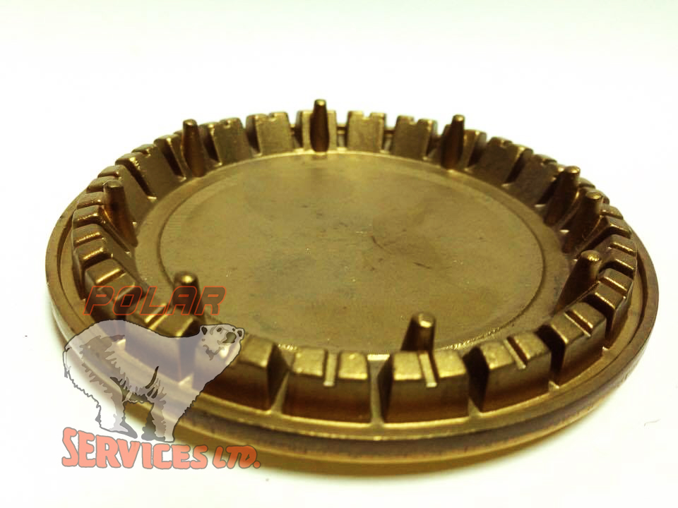 COOKER POLISHED BRASS BURNER. (FAMILY CODES- 3789, L0824, 3790). ELBA Malta, 								Cooker Malta, Polar Services LTD Malta Malta