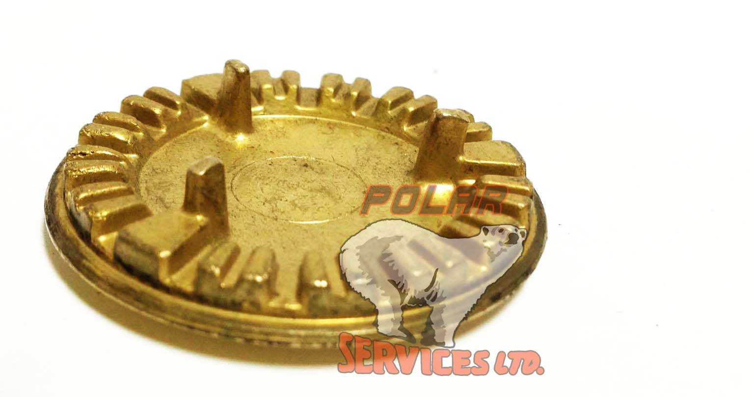 COOKER BRASS BURNER, EXTRA SMALL. (FAMILY CODES- L6711, L6712, L6713, L6714). ZOPPAS. Malta, 								Cooker Malta, Polar Services LTD Malta Malta