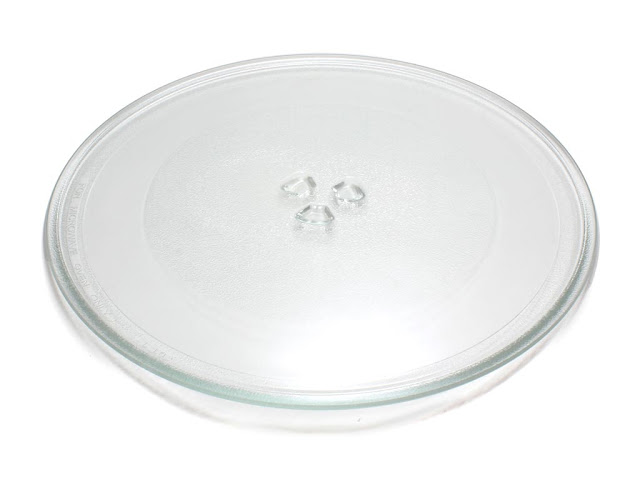 MICROWAVE PLATE, Ø322 MM WEIGHT 1150G. Malta, 								Microwave Malta, Polar Services LTD Malta Malta
