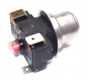 THERMOSTAT,   65°- NC 95°. MANUAL RESTART, 4 CONTACTS.     SMEG 818730564/ 818731072 Malta, 								W/M- Thermostat Malta, Polar Services LTD Malta Malta
