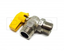 "GAS WALL VALVE 1/2 ""TAP FOR MALE. VARIOUS BRANDS. Malta,     							BBQ Malta, Polar Services LTD Malta Malta"