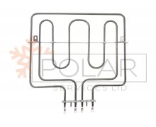 OVEN HEATING ELEMENT, 1200+ 1800W/ 220V. ELECTROLUX/ ZANUSSI/ REX. Malta,