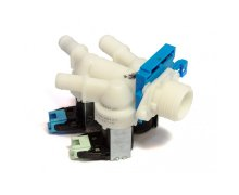 WASHING MACHINE INLET VALVE 3 WAYS ZANUSSI 4055017182 Malta,