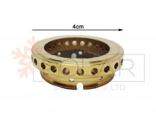COOKER BRASS BURNER RING, SMALL. (FAMILY CODES- S4716, S4717, S4718, S4721, S4720, S4719, S0236, S0235, S0234). FRANKE/ NARDI. Malta,     							Cooker Malta, Polar Services LTD Malta Malta