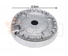 COOKER ALUMINIUM BURNER, MEDIUM. (FAMILY CODES- S4725, S4726, S4727, B3616, B3617, B3618). ARISTON/ SMEG. Malta,     							Cooker Malta, Polar Services LTD Malta Malta