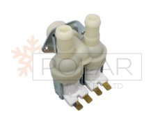 WASHING MACHINE SOLENOID VALVE TWIN 90 DEGREES PIPE 13MM  Malta,     							W/M-Solenoid Valve Malta, Polar Services LTD Malta Malta