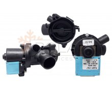 WASHING MACHINE MAGNETIC DRAIN PUMP WITHOUT BLEED, WHIRLPOOL/ IGNIS, 481936018194/ 481281728015 Malta,